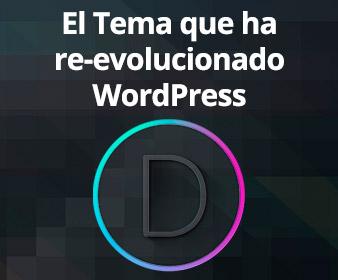 Divi - El mejor tema WordPress de la Historia