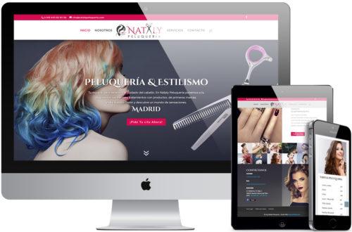 NatalyPeluqueria.com