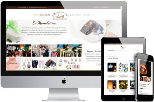 LaManoletina.com