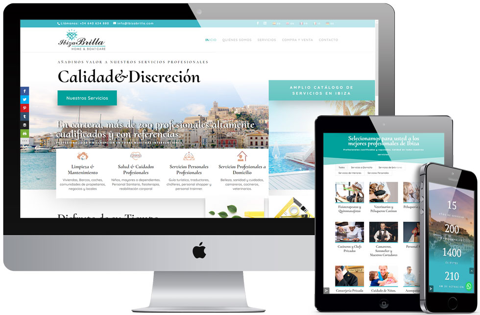 Web Corporativa NoaRotulaciones.es